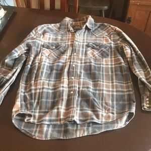 Other - Two Men's flannel shirts